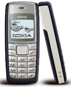 Nokia 1112 Инструкция
