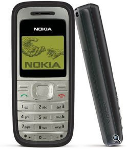 Nokia 1200 Инструкция