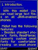 ReadManiac v2.5.2 для телефонов Nokia