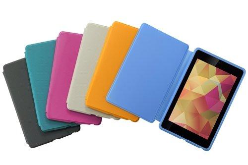 Google Nexus 7 colors