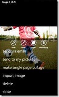 Handyscan v.3.16.0.0 для Windows Phone 7