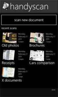 Приложение Handyscan