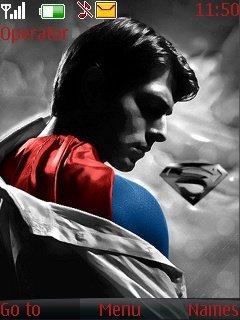 Тема Супермен Возвращение (Superman Returns) для Нокиа