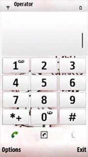 Тема жизнь отстой - Life Sucks на Symbian 9.4