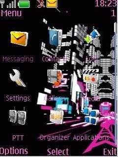Тема для Nokia Digital Freedom загрузить