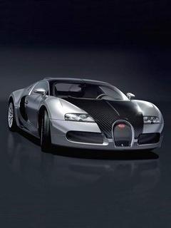 Тема Bugati Veyron на телефон Нокиа