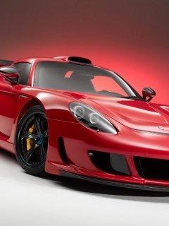 Тема Porsche Carrera GT для Нокиа бесплатно