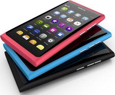 Инструкция для Nokia N9