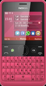 Нокиа Asha 210 Dual SIM