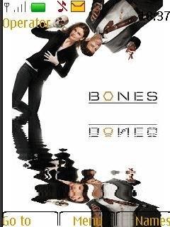 Тема сериал Кости (Bones) для Нокиа скачать