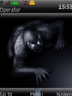 Тема Человек паук (Spider Man) для Нокиа