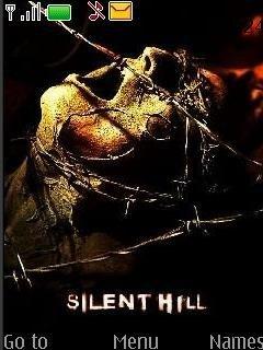 Тема Сайлент Хилл (Silent Hill) для Нокиа