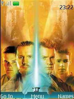 Тема Звездные Войны (Star Wars) для Nokia