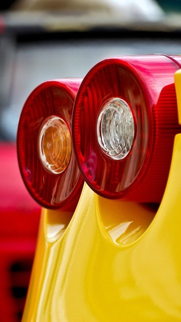 Картинка Ferrari Passion 360x640 для Нокиа