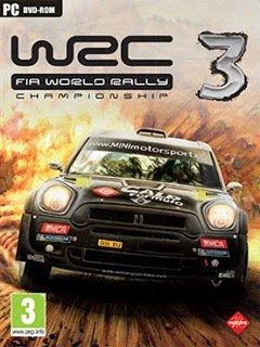 Картинка WRC World Rally Championship 3 240x320 для Nokia