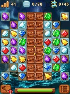 Сокровища пиратов (Jewels of pirates) играть