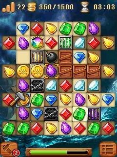 Сокровища пиратов (Jewels of pirates) игра
