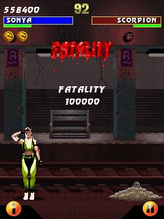 Мортал Комбат 3 (Mortal Kombat 3 Ultimate) скачать