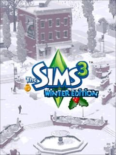 Симс 3: Зимняя версия (The Sims 3: Winter edition)