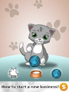 Игры говорящий кот для нокиа