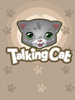 Игра Говорящий кот (Talking cat) для Нокиа