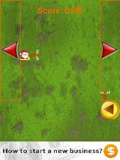 Игра Санта-змейка (Santa snake) для телефона