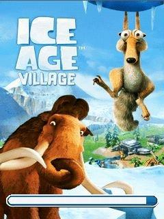 Игра Деревня ледникового периода (Ice age village)