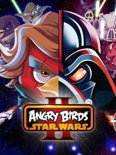 Игра Злые птицы: Звездные войны 2 (Angry birds: Star wars 2)