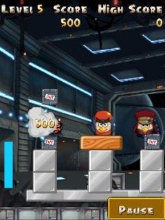 Игра Злые птицы: Звездные войны 2 (Angry birds: Star wars 2) для Nokia