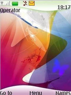 Абстрактная тема (Abstract theme) для Нокиа