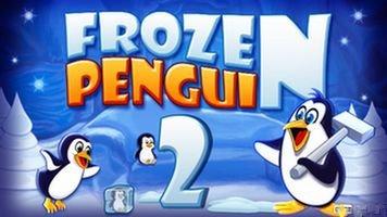 Пингвин на льду 2 (Frozen penguin 2)