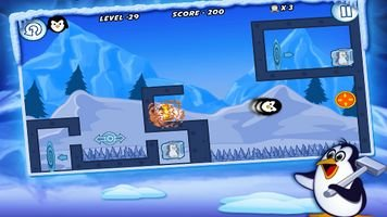 Пингвин на льду 2 (Frozen penguin 2) игра на телефон