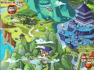 Игра Жемчуг дракона: 7 год (Dragon ball 7 nien) для Нокиа