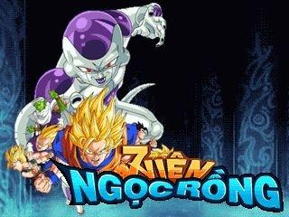 Игра Жемчуг дракона: 7 год (Dragon ball 7 nien) на телефон