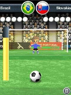 Игра Пенальти Криштиану Роналду 3D (Penalty Cristiano Ronaldo 3D)