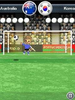 Игра Пенальти Криштиану Роналду 3D (Penalty Cristiano Ronaldo 3D) на телефон