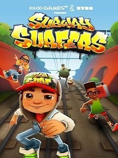 Игра Тоннельные серферы (Subway surfers)