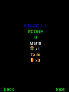 Игра Супер Марио: Грибы (Super Mario: Mushrooms) для Нокиа