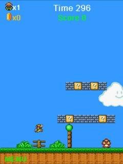 Игра Супер Марио: Грибы (Super Mario: Mushrooms) на телефон