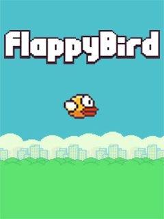 Игра Летящая птица (Flappy bird) на телефон