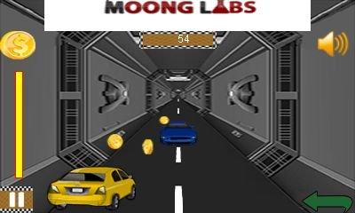 Автомобильные гонки 3D игра для Нокиа