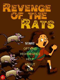 Игра Месть крыс (Revenge of the rats) скачать
