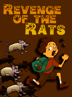Игра Месть крыс (Revenge of the rats) для Нокиа