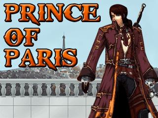 Игра Принц Парижа (Prince of Paris)