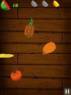 Fruit cutter для Nokia