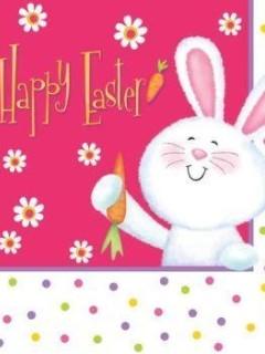 Картинка Happy Easter 240x320