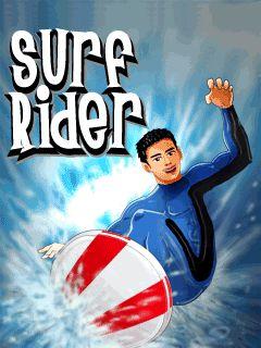 Игра Серфер (Surf Rider)