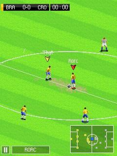 Игра Реальный футбол 2015 (Real football 2015) бесплатно