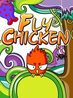 Игра Летающая курица (Fly Chicken)