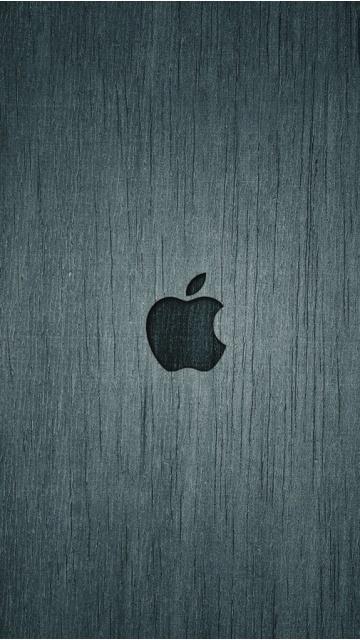 Картинка логотип Apple 360x640